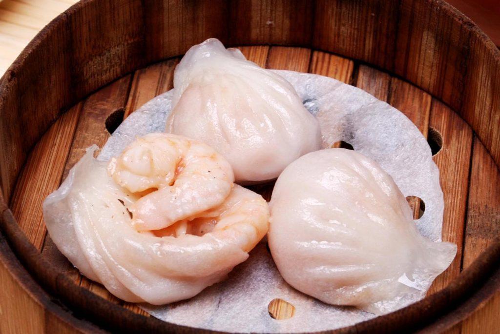 世界美食大师-虾饺
