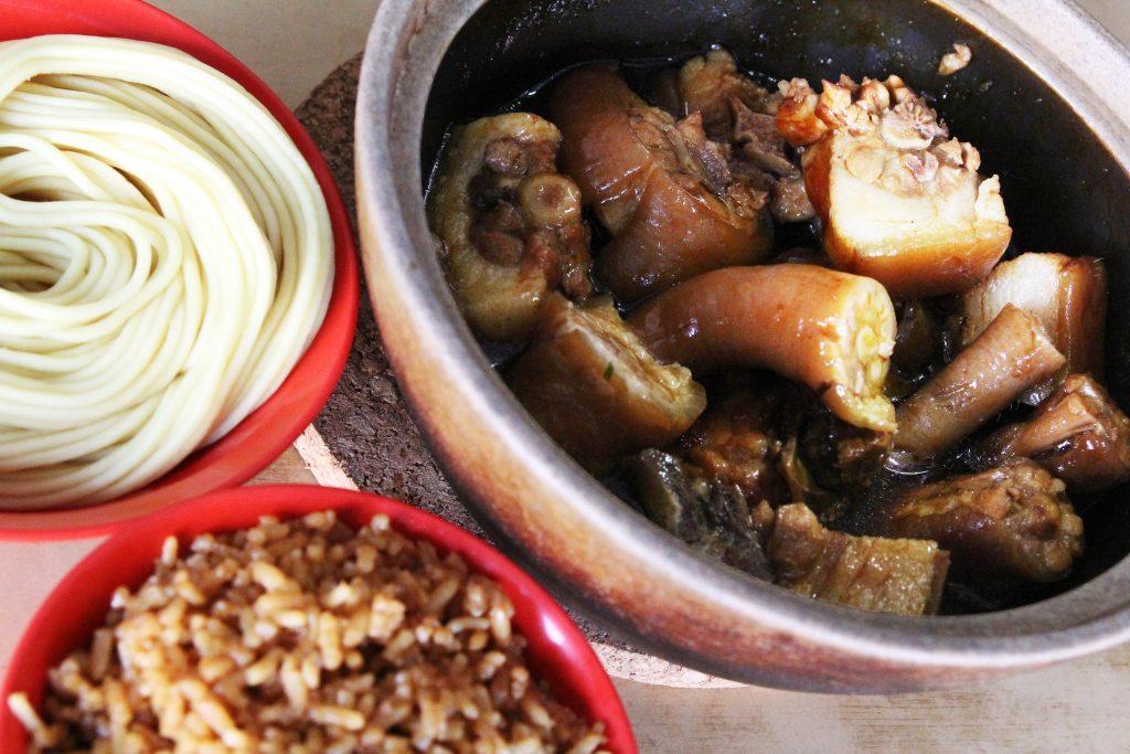 马来西亚食神-蚝干饭 肉骨茶 永春
