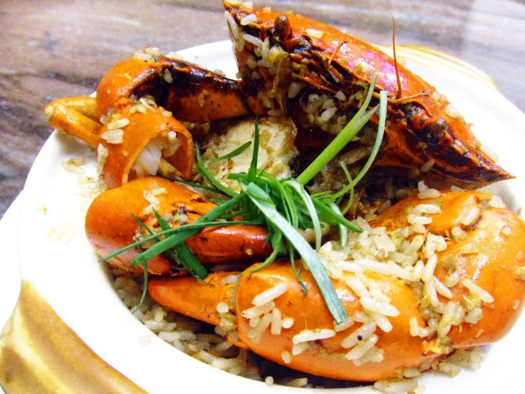 马来西亚食神-螃蟹饭