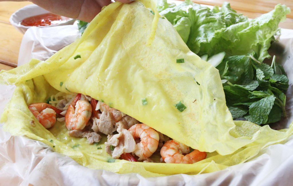 世界美食大师-越南薄饼