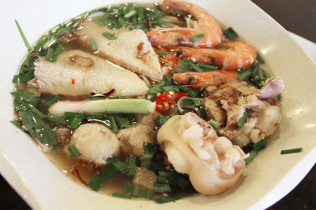 世界美食大师-越南酸汤