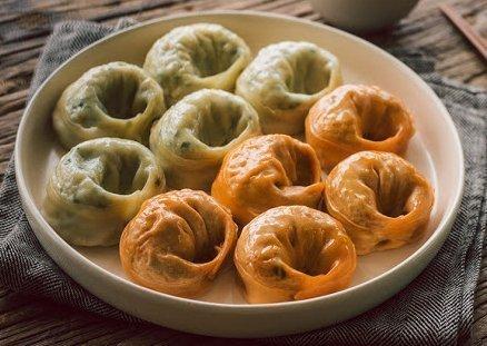 世界美食大师-韩国饺子