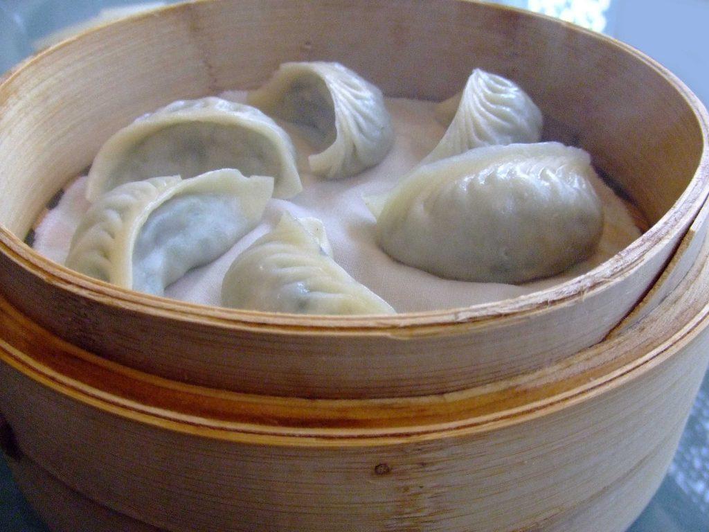 世界美食大师-饺子