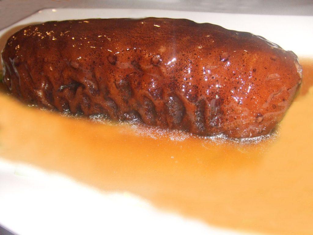 马来西亚食神 - 酿猪婆参