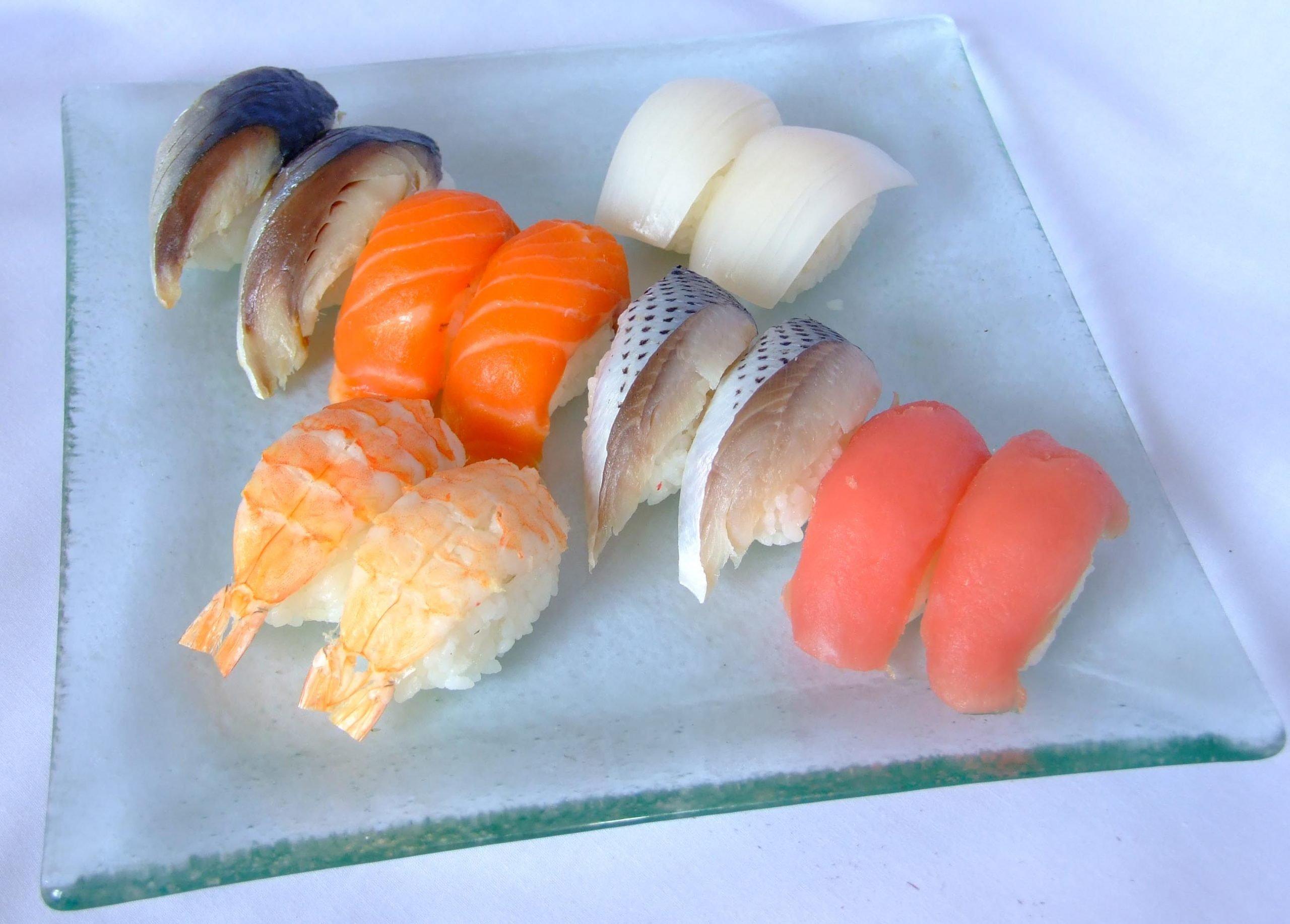 世界美食大师-sushi