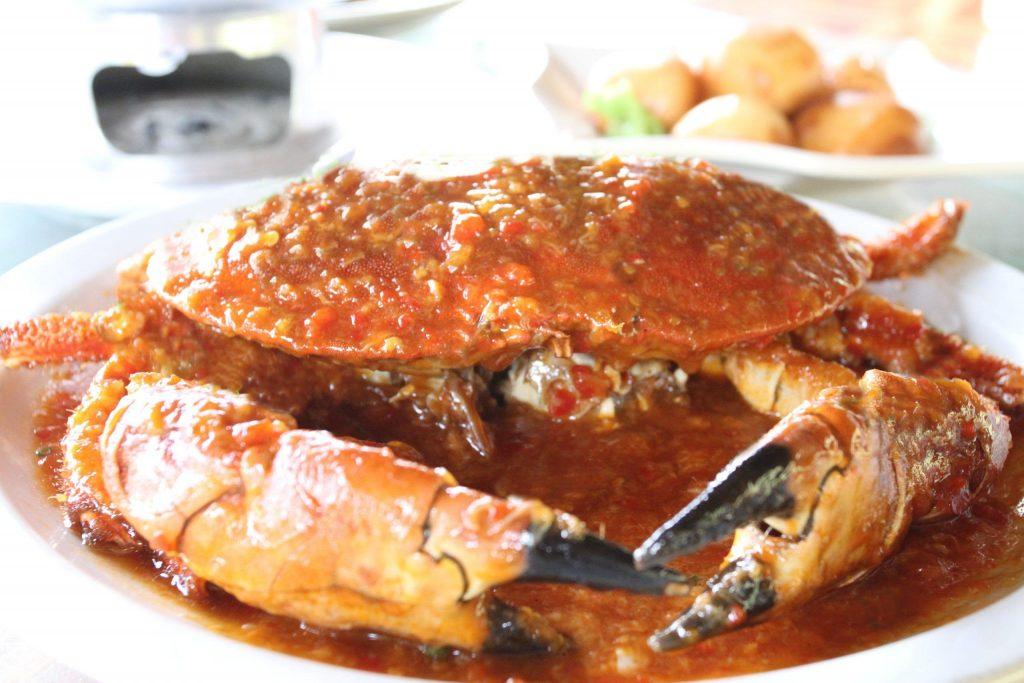 马来西亚食神-CNN-全球50大美食-35-新加坡辣椒蟹