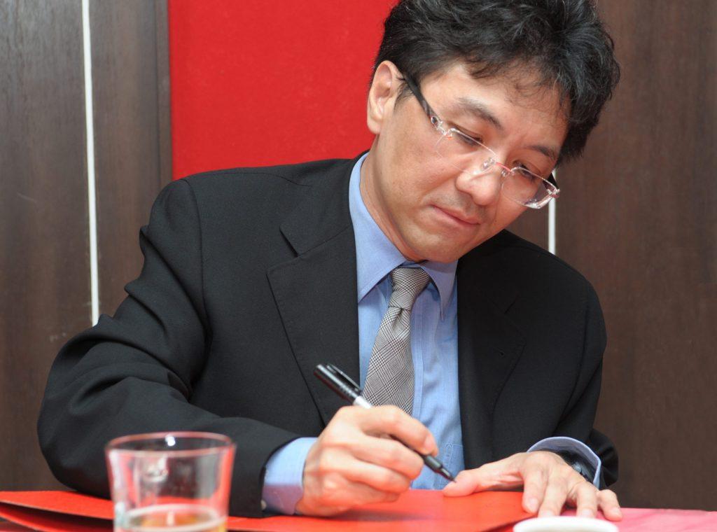 大马美食家鼻祖与沙巴副首席部长拿督陈树杰