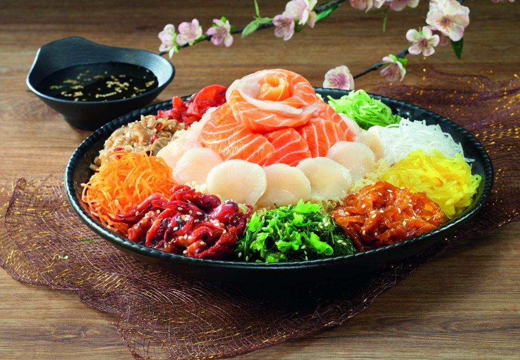 马来西亚食神-日本鱼生