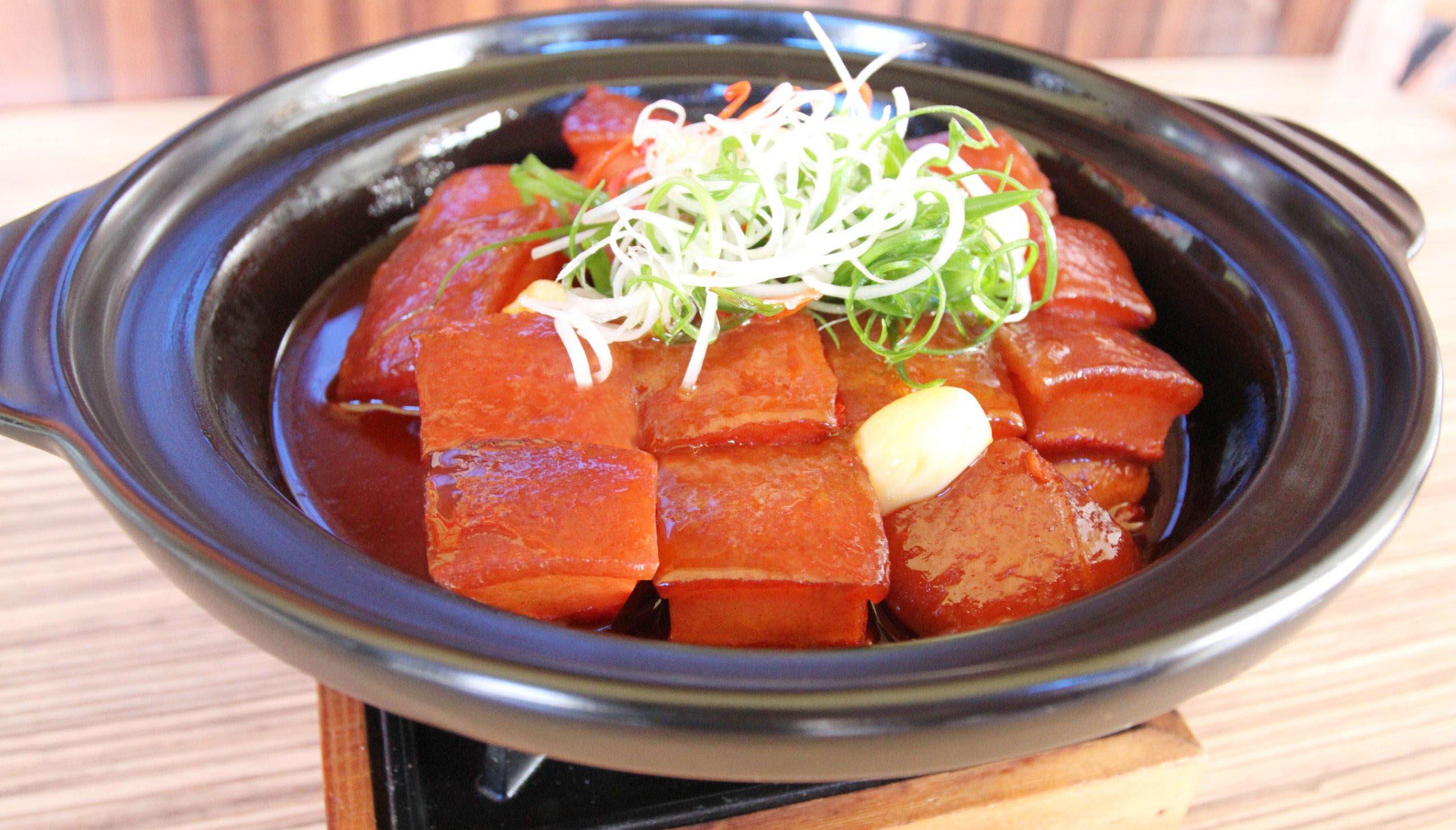 东坡肉与红烧肉区别