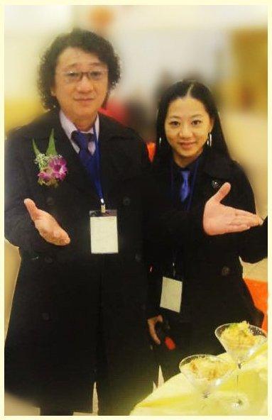 大马美食家与妻子共同担任国际评审