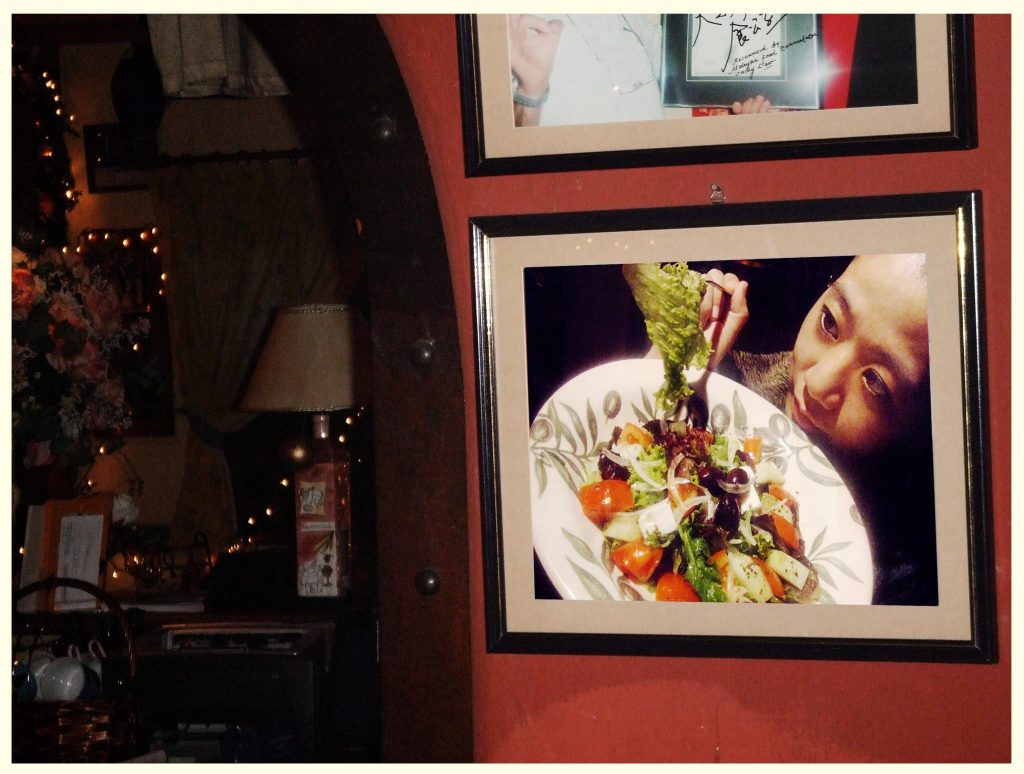 食公子与食夫人照片
