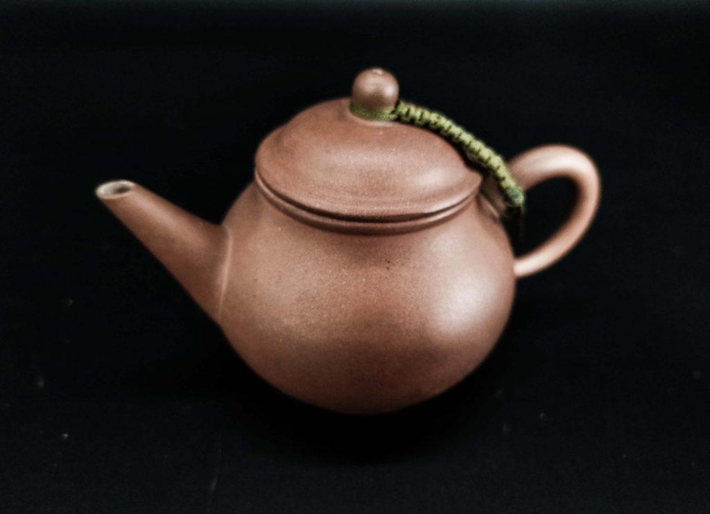 马来西亚食神-孟臣梨形壶