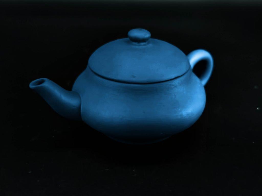 马来西亚食神-蓝泥君德壶
