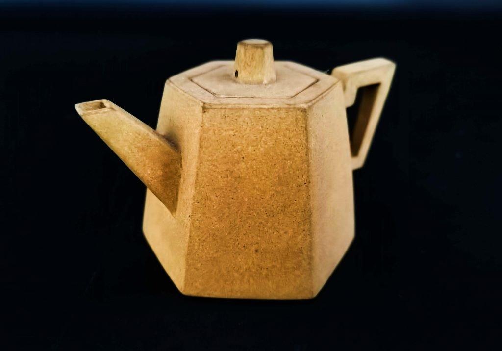 马来西亚食神-段泥六角壶