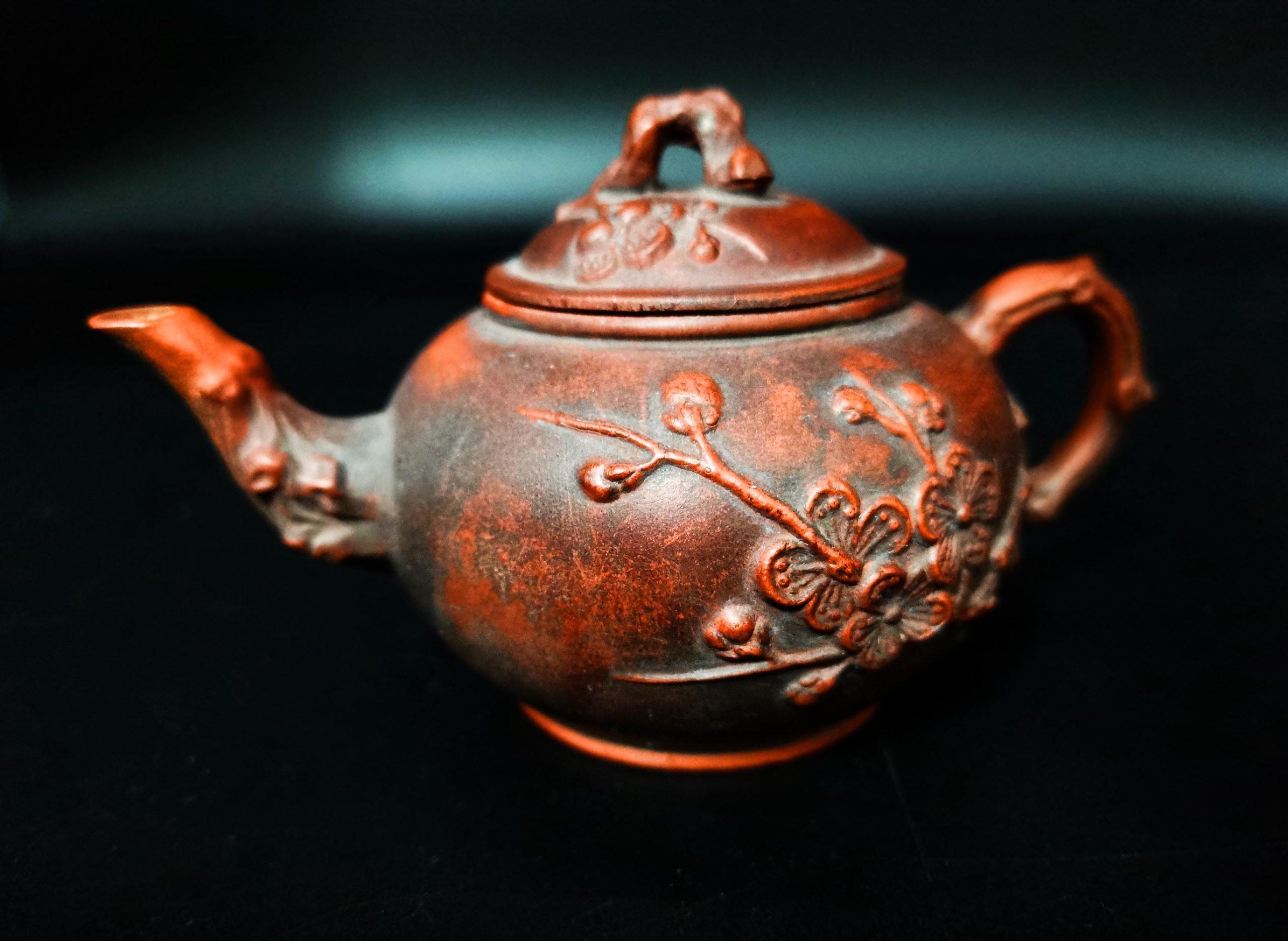收藏紫砂壶种类-乌龙茶由来