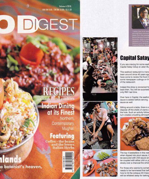 《Food Digest》